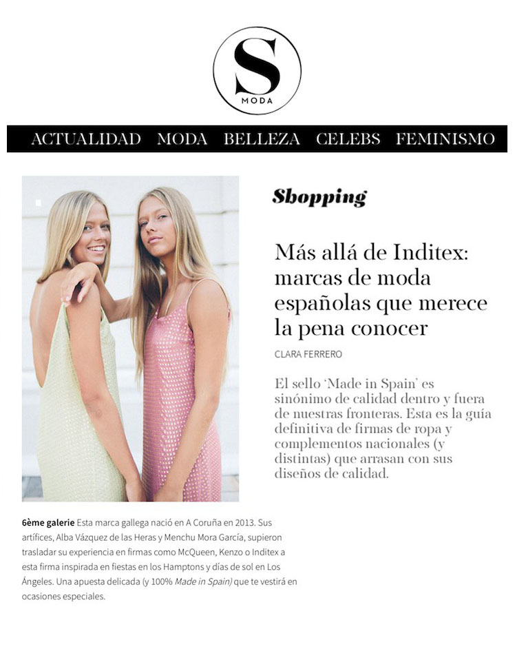 Prensa Diana Fraga maquillaje estilismo - Prensa Diana Fraga maquillaje estilismo - Editorial de moda S Moda - El Pais