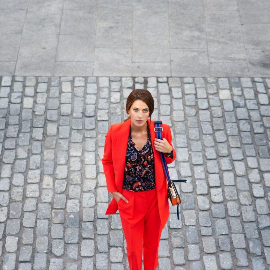 Diana Fraga - Maquilladora moda sesión de fotos - Estilista editorial Moda para marcas - Galicia