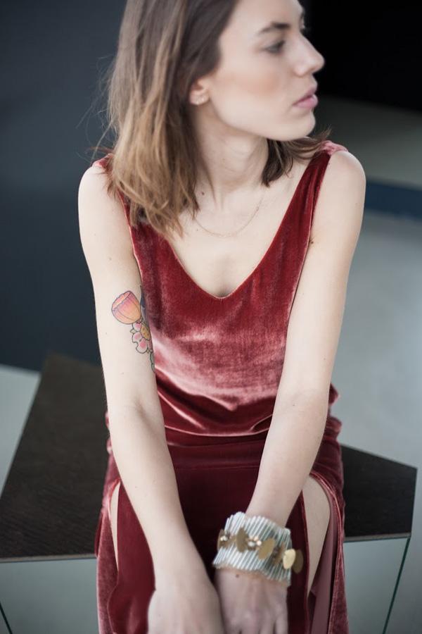 Diana Fraga -Maquillaje Estilismo - Moda Producto Eccomerce 6eme galeri