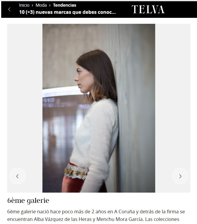Prensa Diana Fraga maquillaje estilismo - Tendencias Telva