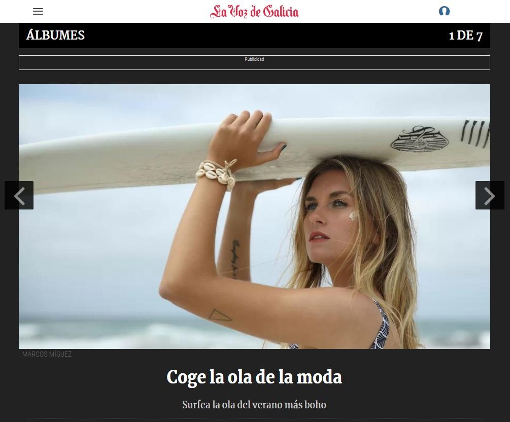 Diana Fraga Maquillaje moda Prensa- Editorial de moda Elle
