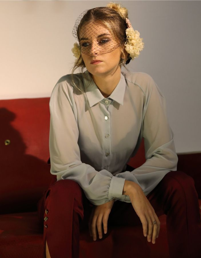 Prensa Diana Fraga maquillaje estilismo - Reportaje Moda - La Voz de Galicia